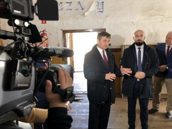 Marszałek Sejmu Marek Kuchciński pomoże mieszkańcom Jankowiec