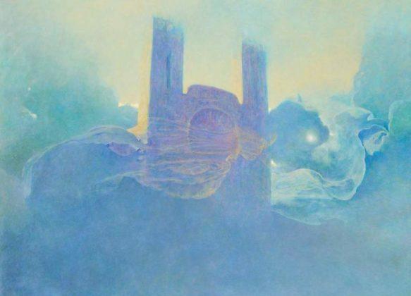 S 6142 583x420 - Patrzenie na pożar katedry Notre Dame przez pryzmat twórczości Beksińskiego