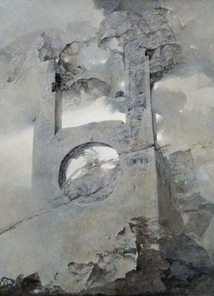 S 6148 304x420 - Patrzenie na pożar katedry Notre Dame przez pryzmat twórczości Beksińskiego