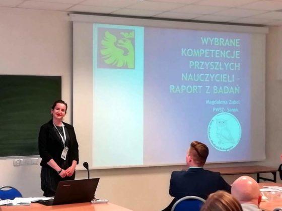 Studentki PWSZ im. Jana Grodka na konferencji w Olsztynie 4 560x420 - Studentki PWSZ im. Jana Grodka na konferencji w Olsztynie