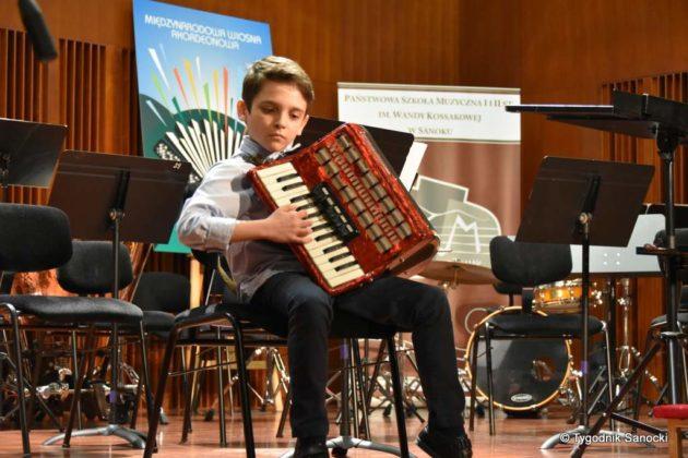 Szkoła muzyczna 12 630x420 - Wiosna? Przez trzy dni w sali koncertowej PSM w Sanoku – z akordeonem
