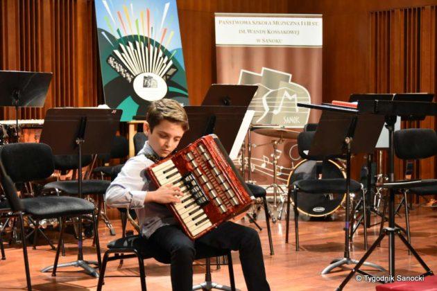Szkoła muzyczna 13 630x420 - Wiosna? Przez trzy dni w sali koncertowej PSM w Sanoku – z akordeonem