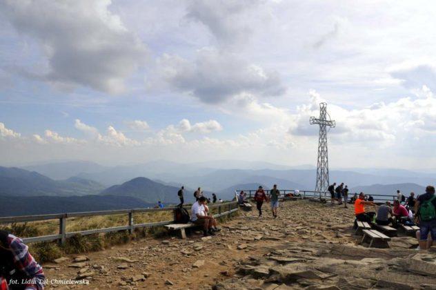 Tarnica 3 632x420 - Przejście graniczne pod Tarnicą będzie otwarte w majówkę