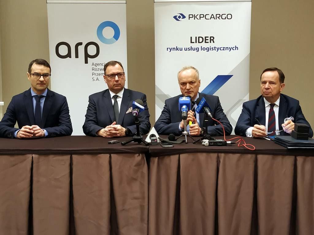 Tomasz Poręba PKP Cargo chce uruchomić produkcję wagonów w Gniewczynie 2 1024x768 - Tomasz Poręba: PKP Cargo chce uruchomić produkcję wagonów w Gniewczynie