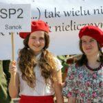 Uczniowie z powiatu sanockiego w Paradzie Niepodległości