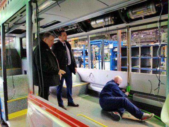 autosan 1 560x420 - Autobusy dopiero w maju. Wiemy, kiedy otwarcie dworca
