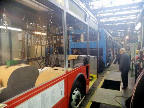 autosan 3 560x420 - Autobusy dopiero w maju. Wiemy, kiedy otwarcie dworca