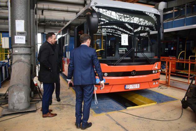 autosan 6 630x420 - Odebrano pierwsze autobusy! Autosan dotrzymał zobowiązania