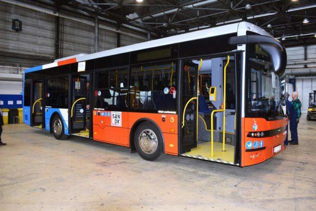 autosan 8 630x420 - Odebrano pierwsze autobusy! Autosan dotrzymał zobowiązania