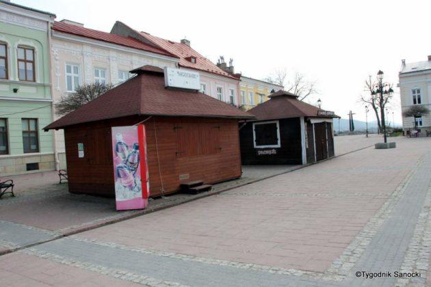budki 1 630x420 - Komunikat Urzędu Miasta: ogródki gastronomiczne i obiekty handlowe w Rynku