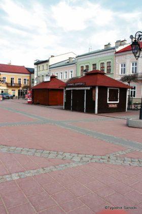 budki 2 280x420 - Komunikat Urzędu Miasta: ogródki gastronomiczne i obiekty handlowe w Rynku