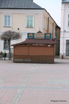 budki 4 280x420 - Komunikat Urzędu Miasta: ogródki gastronomiczne i obiekty handlowe w Rynku