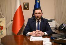 Burmistrz Tomasz Matuszewski o proteście nauczycieli