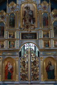 cerkiew 200x300 - Odnowione tabernakulum. Wielkanocny dar dla cerkwi w Międzybrodziu