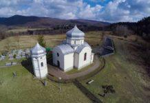 Odnowione tabernakulum Wielkanocny dar dla cerkiewki