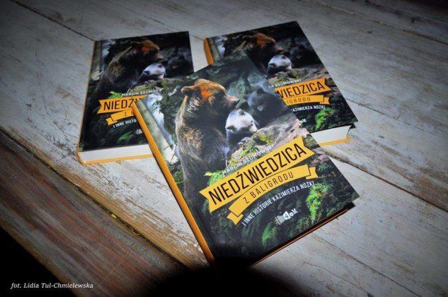 kazimierz nóżka 633x420 - Niedźwiedzica z Baligrodu i inne historie Kazimierza Nóżki