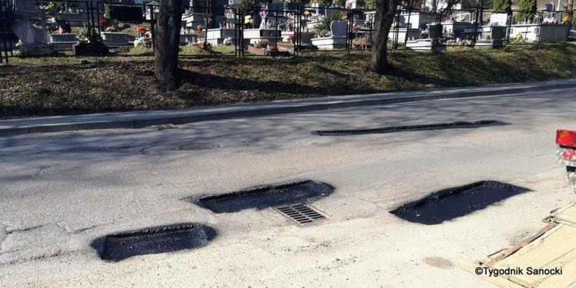 kiczury2 840x420 - Ulica Kiczury - uwaga na dziury!