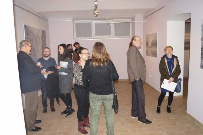 Wystawa malarstwa Tomasza Mistaka w rzeszowskiej Galerii To Tu