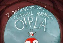 BWA Galeria Sanocka zaprasza dzieci: 7. Ogólnopolski Festiwal Animacji O!PLA wiosna i przedwiośnie 2019