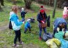 Wiosenne porządki - akcja stowarzyszenia Łączy nas Sanok