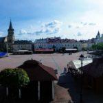 Komunikat Urzędu Miasta: ogródki gastronomiczne i obiekty handlowe w Rynku