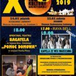 X Noce Kultury Galicyjskiej – 2019