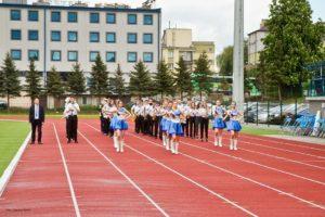 """Fot. Tomasz Sowa Wierchy Sanok otwarcie 6 300x200 - Stadion """"Wierchy"""" uroczyście otwarty"""