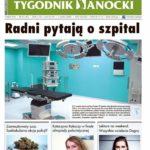 """Radni pytają o szpital. Nowy """"Tygodnik Sanocki"""" już w punktach sprzedaży"""