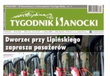"""Nowy """"Tygodnik Sanocki"""" w kioskach"""