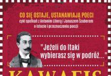 Wokół poezji Konstandinosa Kawafisa. Spotkanie z Januszem Szuberem i Antonim Liberą