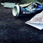Palący problem śmieci