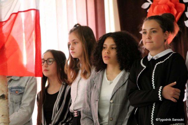 Polska Golgota Wschodu – Katyń 1940 pamiętamy 51 630x420 - Uczniowie SP nr 4 upamiętnili rocznicę zbrodni katyńskich