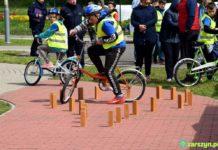 Powiatowy Finał Turnieju Bezpieczeństwa w Ruchu Drogowym dla szkół podstawowych