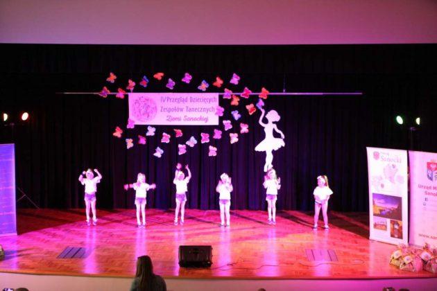 Przegląd Dziecięcych Zespołów Tanecznych Ziemi Sanockiej 3 630x420 - IV Przegląd Dziecięcych Zespołów Tanecznych Ziemi Sanockiej