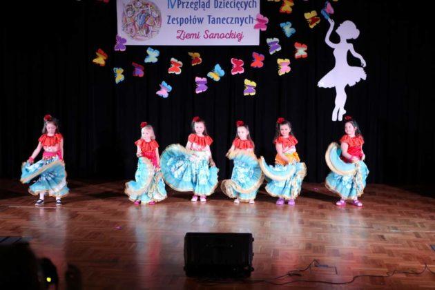 Przegląd Dziecięcych Zespołów Tanecznych Ziemi Sanockiej 6 630x420 - IV Przegląd Dziecięcych Zespołów Tanecznych Ziemi Sanockiej