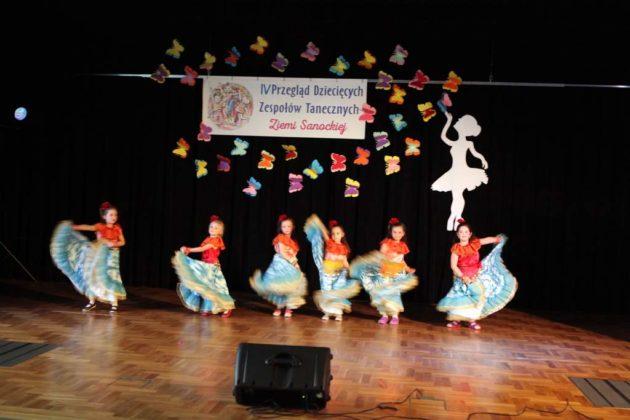 Przegląd Dziecięcych Zespołów Tanecznych Ziemi Sanockiej 7 630x420 - IV Przegląd Dziecięcych Zespołów Tanecznych Ziemi Sanockiej