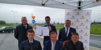 Umowa na koncepcję programową dodatkowego pasa jezdni S19 na odcinku Sokołów Małopolski-Jasionka podpisana