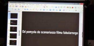 W BWA trwają warsztaty filmowe