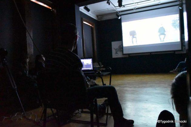 W BWA trwają warsztaty filmowe 9 630x420 - W BWA trwają warsztaty filmowe