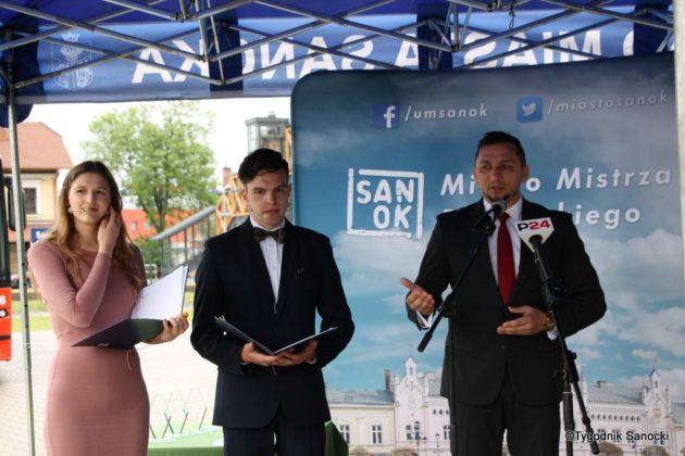 dworzec Sanok 1 630x420 - Dworzec przy Lipińskiego zaprasza pasażerów. Uroczyste otwarcie 23 maja