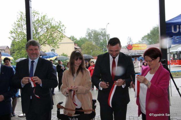 dworzec Sanok 12 630x420 - Dworzec przy Lipińskiego zaprasza pasażerów. Uroczyste otwarcie 23 maja