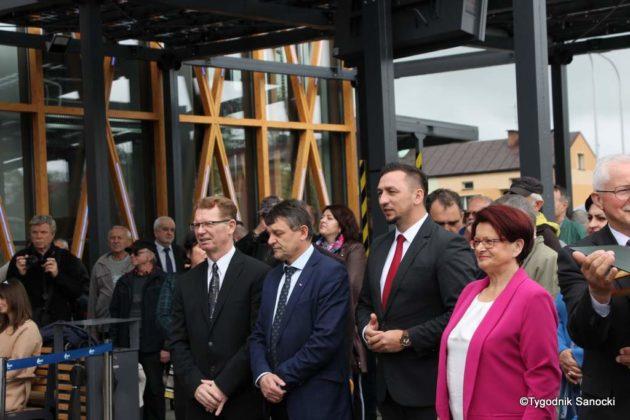 dworzec Sanok 22 630x420 - Dworzec przy Lipińskiego zaprasza pasażerów. Uroczyste otwarcie 23 maja