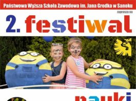 2. Festiwal Nauki i Zabawy zorganizowany z okazji Dnia Dziecka