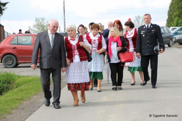 kgw 1 1 630x420 - Strażniczki tradycji - 95 lat Koła Gospodyń Wiejskich w Niebieszczanach