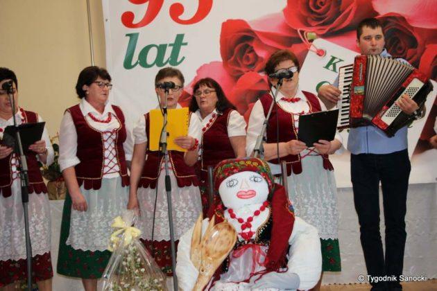 kgw 14 630x420 - Strażniczki tradycji - 95 lat Koła Gospodyń Wiejskich w Niebieszczanach