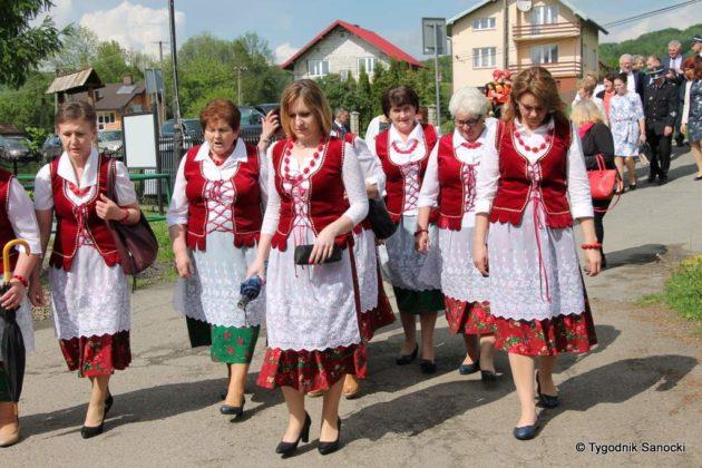 kgw 2 1 630x420 - Strażniczki tradycji - 95 lat Koła Gospodyń Wiejskich w Niebieszczanach