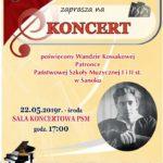 Koncert Młodej Sanockiej Filharmonii