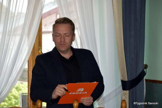 konferencja 8 630x420 - Wreszcie! Rusza remont ulic Krakowskiej i Rymanowskiej