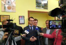 Tomasz Poręba: PKN Orlen sponsorem Miasta Szkła Krosno