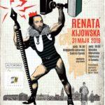 Spotkanie autorskie z Renatą Kijowską - zaproszenie